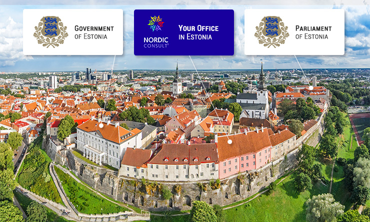 legal address in estonia